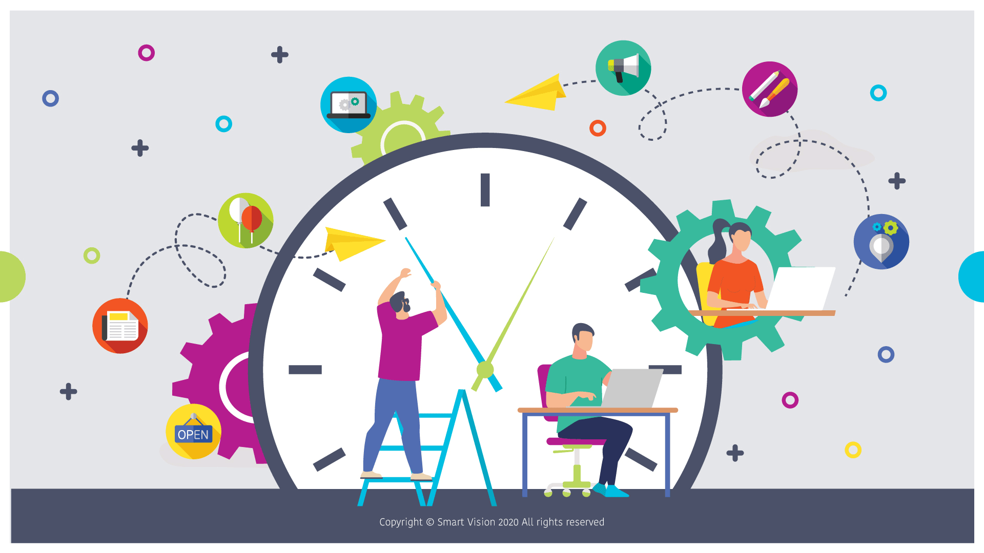 Blog - Smart Vision -Home Office Productivity And Self-discipline