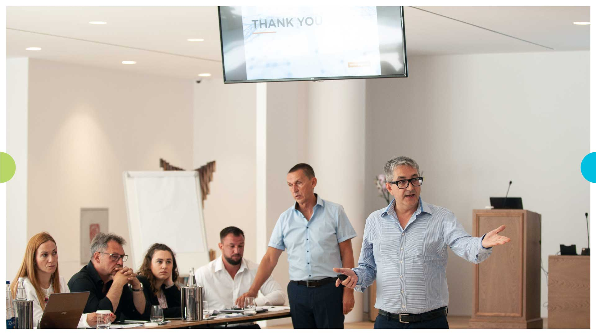 Smart Vision - GlobalCom PR Network Annual Meeting, Crete 2019 7