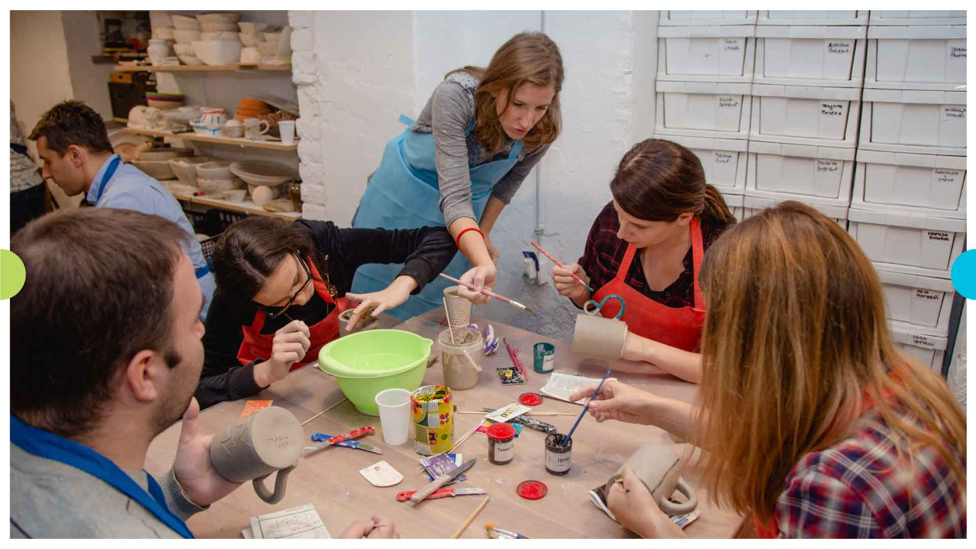 Smart Vision Teambuilding – Making Ceramic Products 8