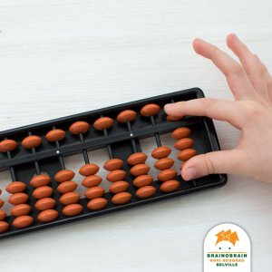 Second National Abacus Competition - BrainOBrain Serbia Fest II
