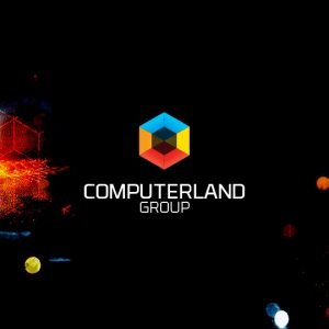 Computer Land Visual Identity Redesign