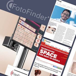 FotoFinder - introducing the system for early detection of skin cancer
