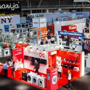 Canon at the CE&HA Fair<br /> <br />