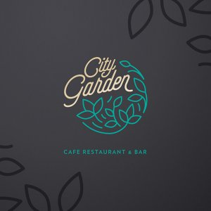 City Garden visual identity - Rajiceva shopping centar