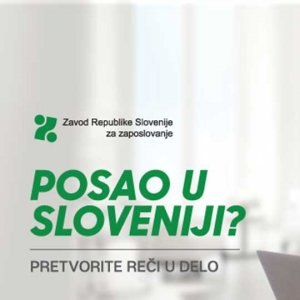 Employment Service of Slovenia - Employment Fair in Belgrade and Nis