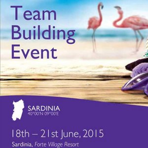 BenQ Team Building event Sardinia 2015