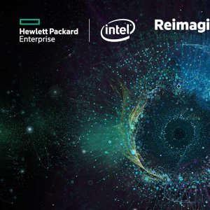 Hewlett Packard Enterprise Reimagine event