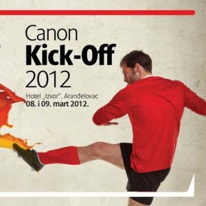 Canon Kick off 2012<br /> <br />