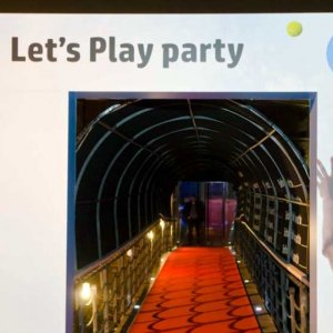 HP Let's Play Party<br /> <br />