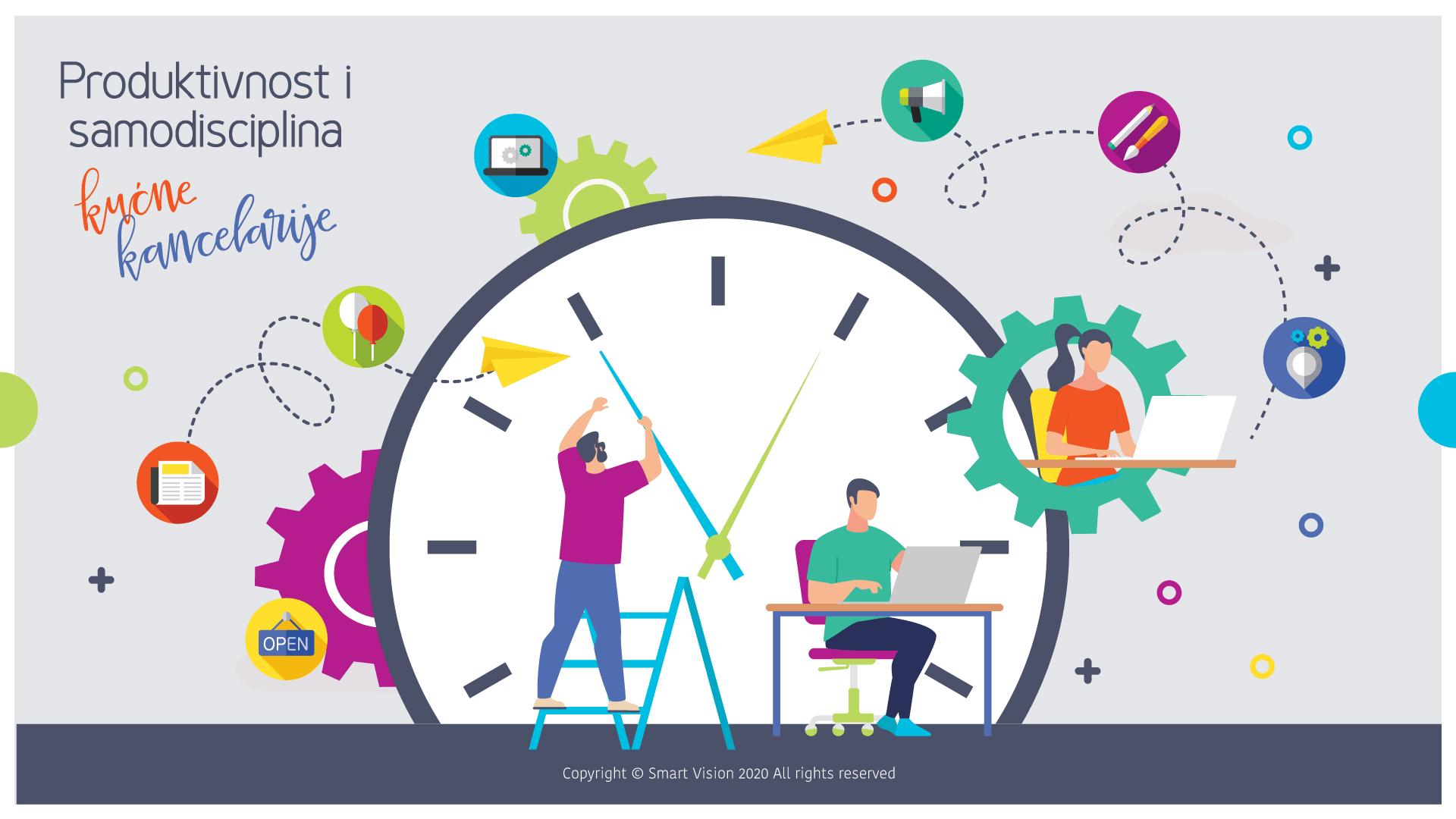 Blog - Smart Vision -Produktivnost I Samodisciplina Kućne Kancelarije