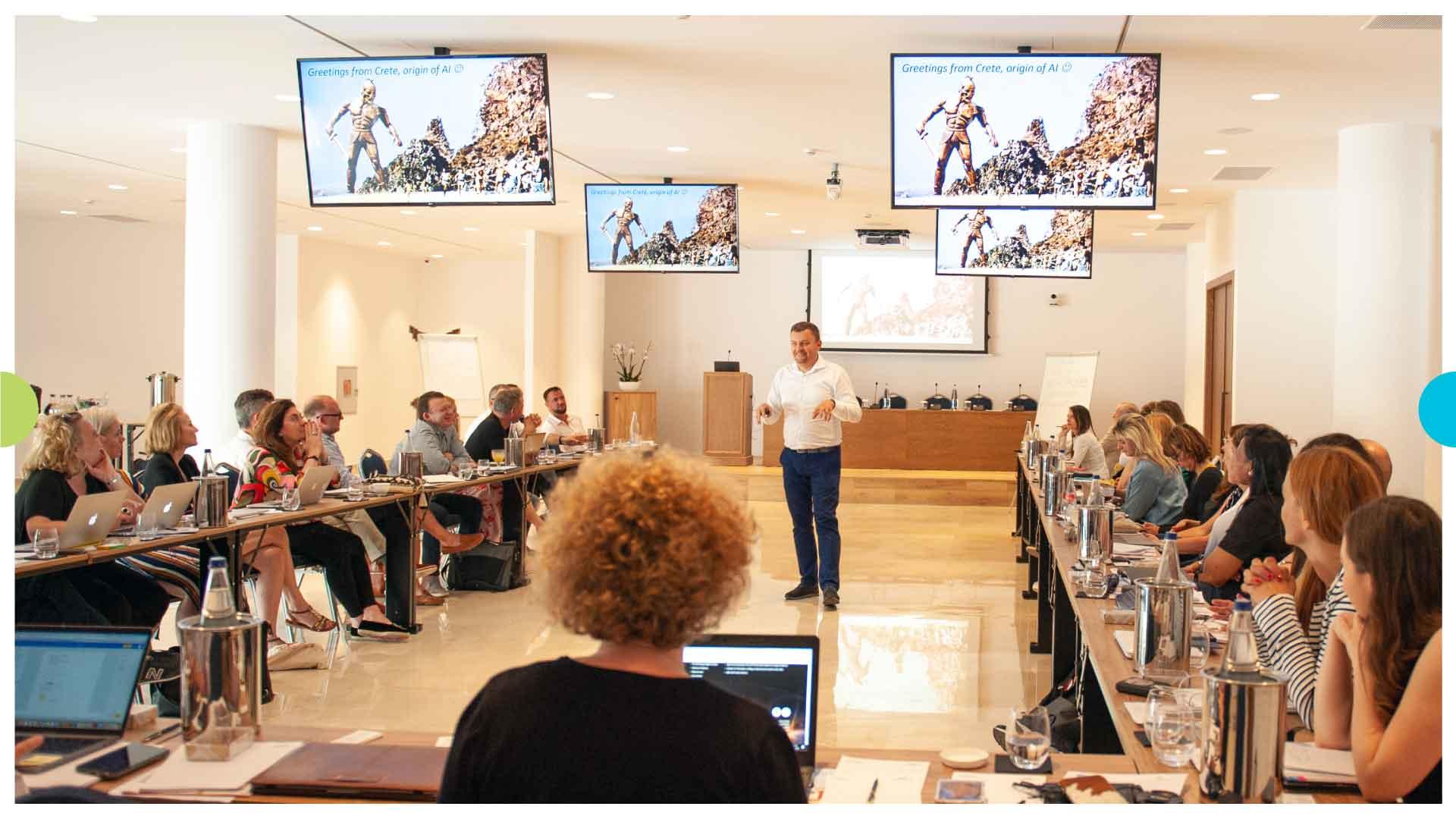 Smart Vision - Godišnji sastanak GlobalCom PR Mreže, Krit 2019. 3
