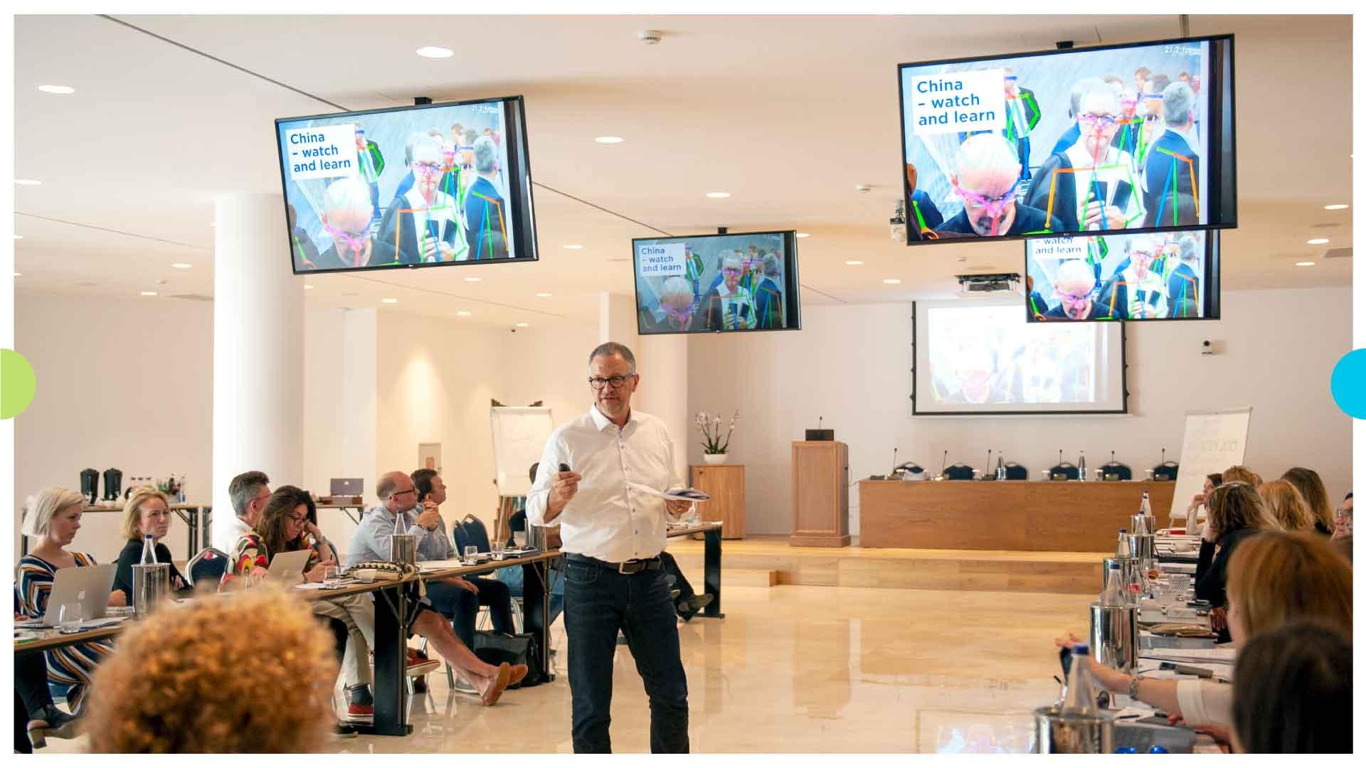 Smart Vision - Godišnji sastanak GlobalCom PR Mreže, Krit 2019. 4