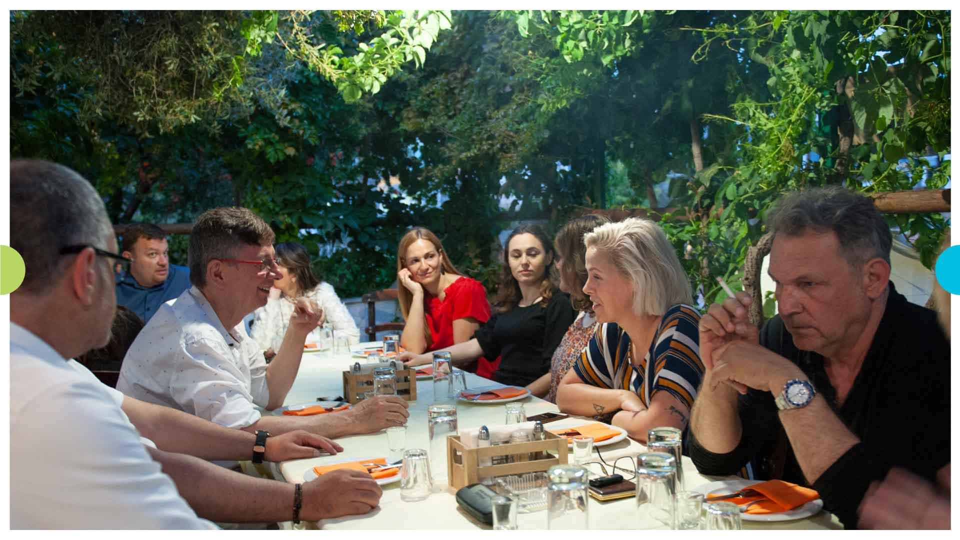 Smart Vision - Godišnji sastanak GlobalCom PR Mreže, Krit 2019. 6