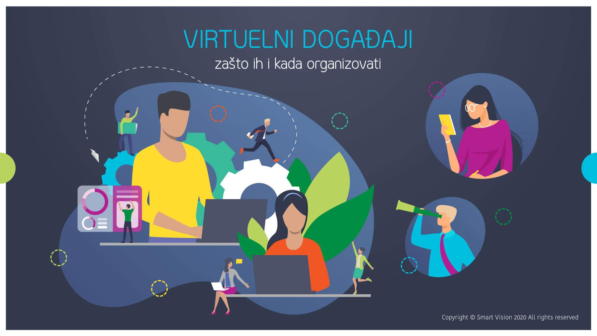 Smart Vison blog - Virtuelni dogadjaji - Zasto ih i kada organizovati